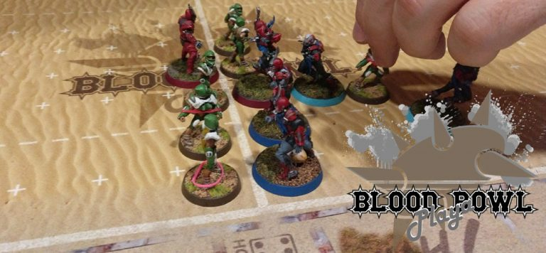 Review I Torneo BloodBowl Playa WGT-Portal Juegos